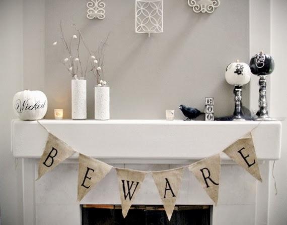 Feestdagen Stijlvolle Halloween Decoratie Voor In En Om Het Huis Stijlvol Styling Woonblog Voel Je Thuis