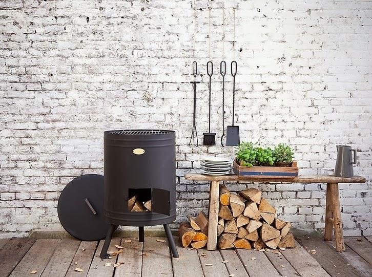 Wonen seizoenen winter barbecue met de feestdagen stijlvol styling woonblog - Ideeen van de decoratie ...