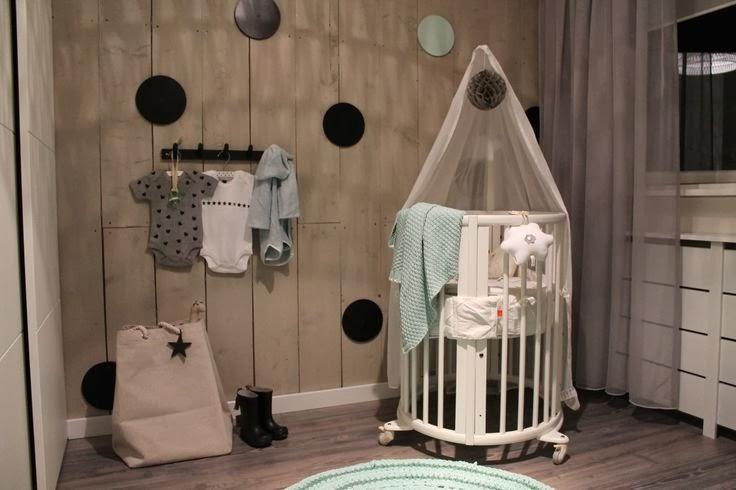 Interieur kids mintgroen babykamer kinderkamer inspiratie deel 1 stijlvol styling for Foto slaapkamer baby meisje