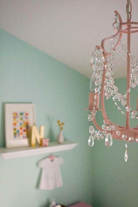 Interieur kids mintgroen babykamer kinderkamer inspiratie deel 2 stijlvol styling - Hoe roze verf ...