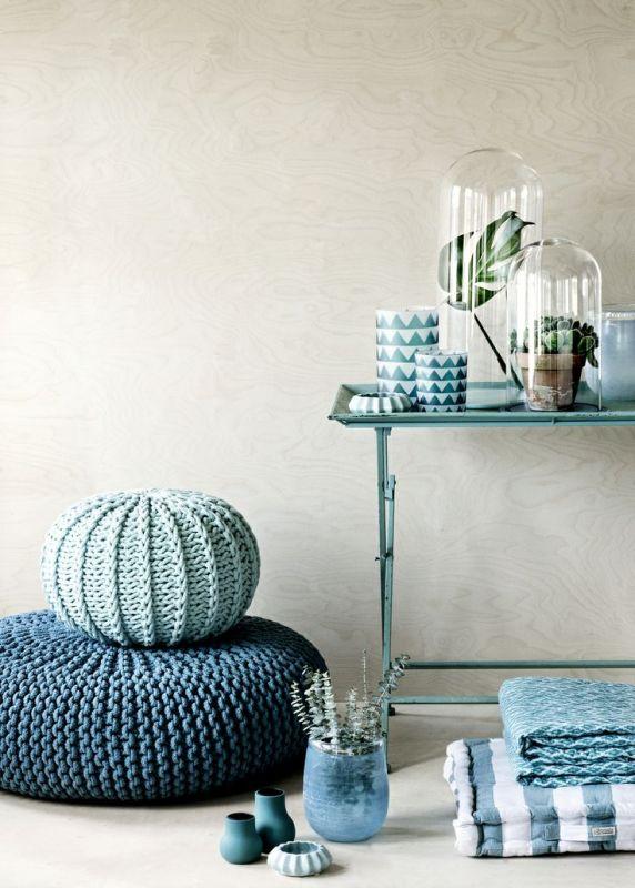 Interieur een blauw interieur fris modern of toch chique stijlvol styling woonblog - Chique en gezellige interieur ...