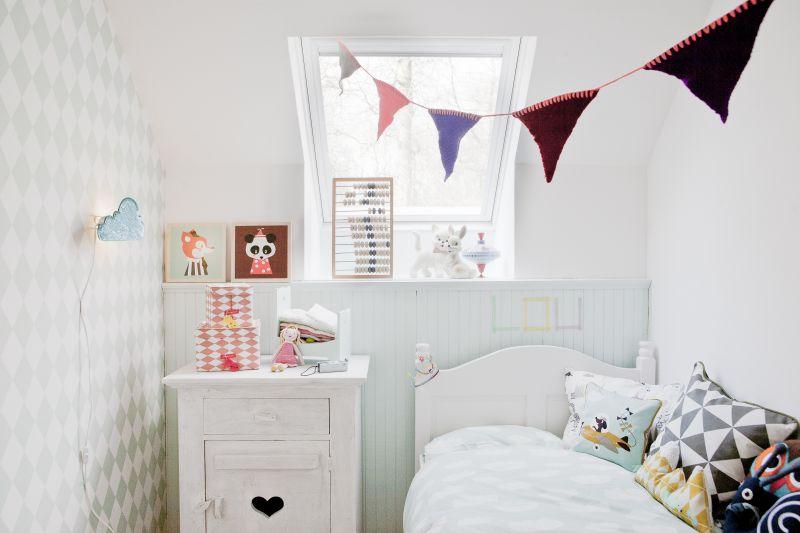 Een Kleine Babykamer : Kleine kinderkamer oplossingen